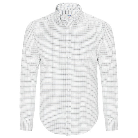 Buy Gant Yale Archive Oxford Shirt, Blue Online at johnlewis.com