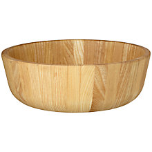 Buy House by John Lewis Ash Bowl, Large Online at johnlewis.com