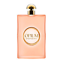 Buy Yves Saint Laurent Opium Vapeur Eau de Toilette, 75ml with Luxury Beauty Crackers Online at johnlewis.com