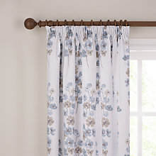 Buy John Lewis Delphine Pencil Pleat Lined Curtains Online at johnlewis.com