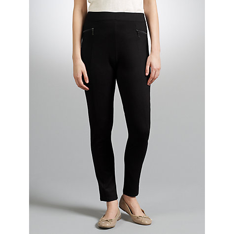 Buy John Lewis Zip Treggings Online at johnlewis.com