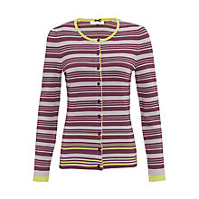 Buy COLLECTION by John Lewis Stripe Cardigan Online at johnlewis.com