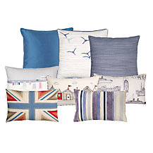Coastal Cushion Collection