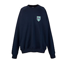 Buy Copthall School Sports Sweatshirt, Navy Online at johnlewis.com