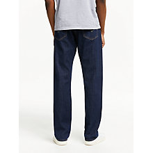 Buy Levi's 501 Straight Jeans, One Wash Online at johnlewis.com