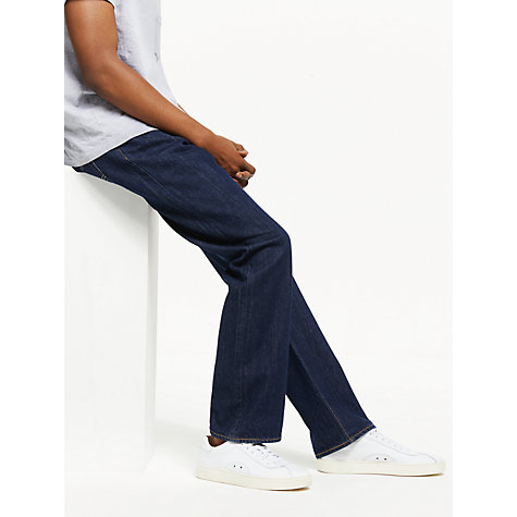 Buy Levi's 501 Original Straight Jeans, One Wash Online at johnlewis.com
