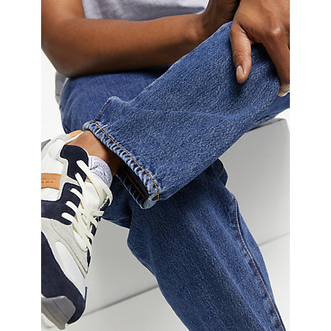 Buy Levi's 501 Straight Jeans, Stonewash Online at johnlewis.com