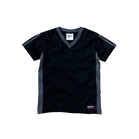 Buy Guides Short Sleeve Polo Shirt, Navy Online at johnlewis.com