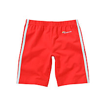 Buy Rainbows Uniform Cycling Shorts, Red Online at johnlewis.com