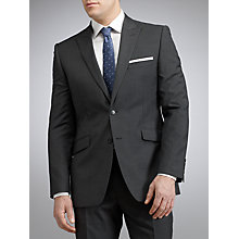Buy John Lewis Tailored Tonic Suit, Charcoal Online at johnlewis.com