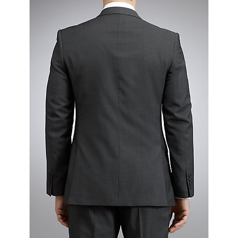 Buy John Lewis Tailored Tonic Suit Jacket, Charcoal Online at johnlewis.com