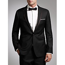 Buy John Lewis Slim Fit Dress Suit, Black Online at johnlewis.com