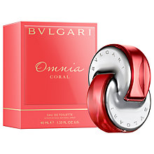 Buy Bvlgari Omnia Coral Eau de Toilette Online at johnlewis.com