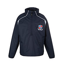 Buy Fairley House School Tracksuit Top, Navy Online at johnlewis.com