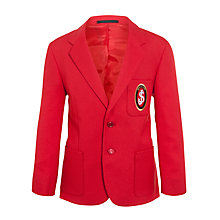 Buy St Joseph's College Prep School Unisex Blazer, Red Online at johnlewis.com