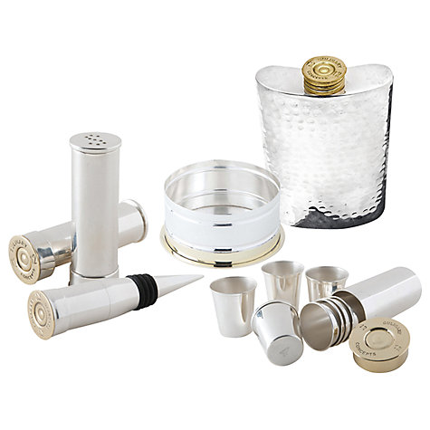 Buy Culinary Concepts Cartridge Silver Plated Gifts Online at johnlewis.com