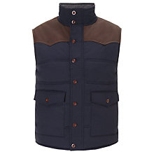Buy Canterbury Mitchell Gilet Online at johnlewis.com