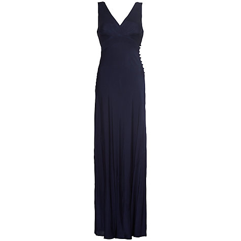 Buy Ghost Monique Cross Front Dress Online at johnlewis.com
