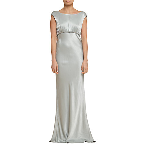 Buy Ghost Novella Cowl Back Long Dress Online at johnlewis.com