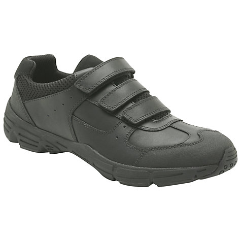 Buy Clarks Air Surrey Shoes, Black Online at johnlewis.com