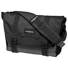 Buy Eastpak Velo Kruizer Messenger Bag, Black Online at johnlewis.com