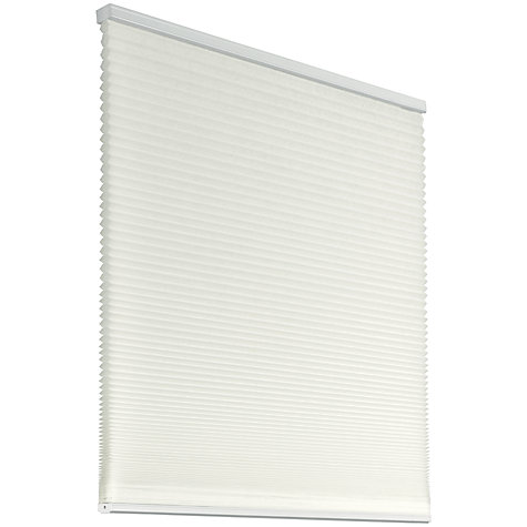 Buy John Lewis Energy-Saving Pleated Blind Online at johnlewis.com