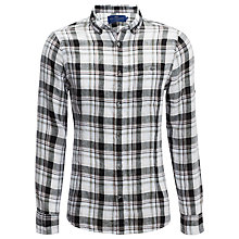 Buy Paul Costelloe for John Lewis Linen Large Check Shirt Online at johnlewis.com