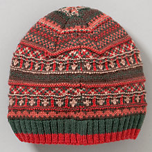 Buy John Lewis Boy Knitted Beanie Online at johnlewis.com