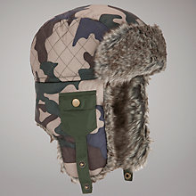 Buy John Lewis Boy Ski Trapper Hat Online at johnlewis.com
