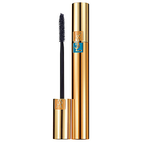 Buy Yves Saint Laurent Waterproof Luxurious Mascara For a False Lash Effect Online at johnlewis.com