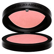Buy Giorgio Armani Sheer Blush Online at johnlewis.com
