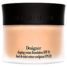 Buy Giorgio Armani Designer Foundation Online at johnlewis.com