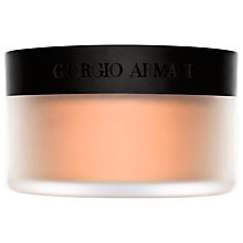 Buy Giorgio Armani Loose Powder Online at johnlewis.com