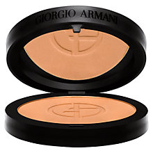Buy Giorgio Armani Luminous Silk Powder Online at johnlewis.com