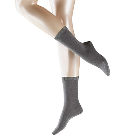 Buy Falke Cosywool Cashmere Blend Ankle Socks Online at johnlewis.com