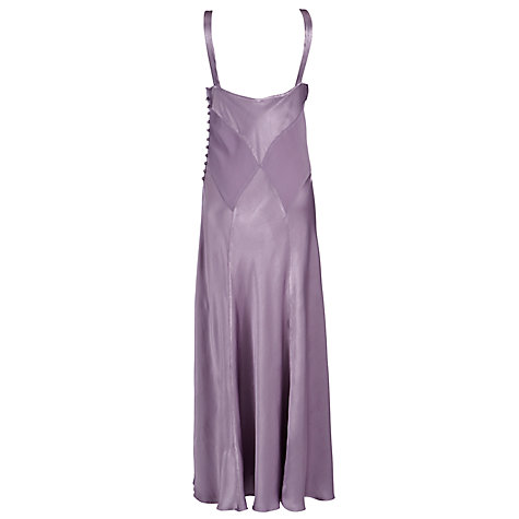 Buy Ghost Gabriella Cross Front Dress Online at johnlewis.com