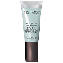 Buy Laura Mercier Sheer Crème Eye Colour Online at johnlewis.com