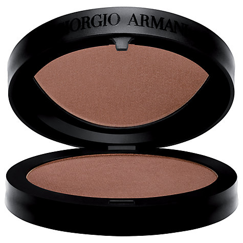 Buy Giorgio Armani Sheer Bronzer Online at johnlewis.com