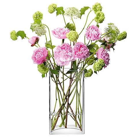 Buy LSA Flower Cube Bunch Vases Online at johnlewis.com