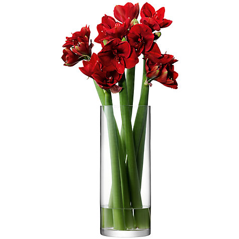 Buy LSA Column Vases, Giant Online at johnlewis.com