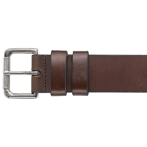 Buy Polo Ralph Lauren Belt, Brown Online at johnlewis.com