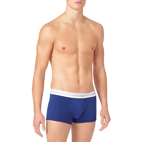 Buy Calvin Klein Underwear Heritage Trunks Online at johnlewis.com
