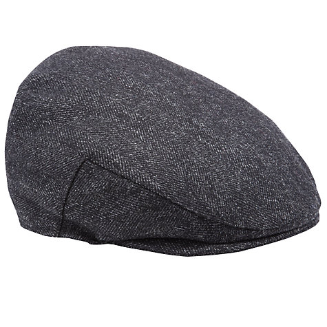 Buy John Lewis Herringbone Tweed Hat Online at johnlewis.com