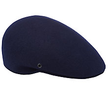 Buy John Lewis Moulded Flat Cap Online at johnlewis.com