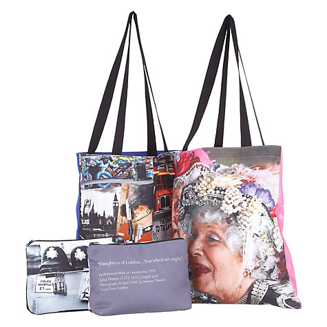 Buy Barbara Chandler Love London Gifts Range Online at johnlewis.com