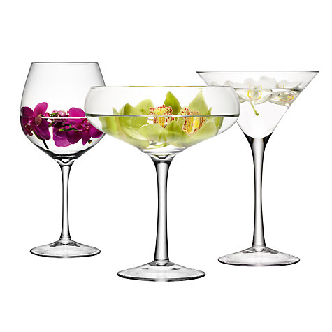 Buy LSA Midi Oversized Decorative Glasses Online at johnlewis.com