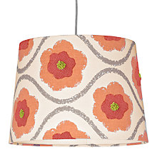 Buy Harlequin Folia Flower Lampshade Online at johnlewis.com