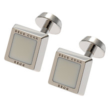 Buy Hugo Boss Franzisko Cufflinks Online at johnlewis.com