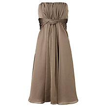 Buy John Lewis Catonic Chiffon Ruched Dress Online at johnlewis.com