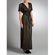 Buy Somerset by Alice Temperley Angel Sleeve Long Dress Online at johnlewis.com